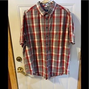 George Classic Fit Short Sleeve Shirt size 2XL
